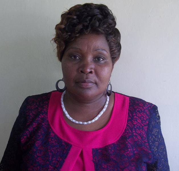 Lucy  Wakuthii Juma (Treasurer)