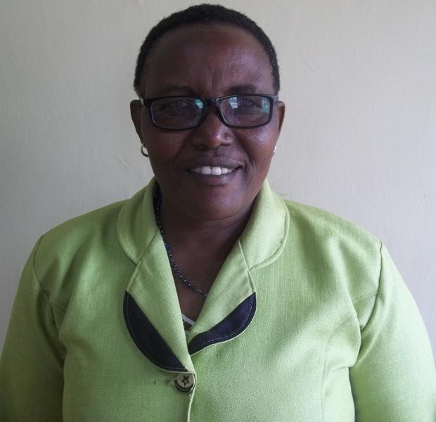 Susan Wanjira Wahome (Board member)