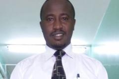 Anthony Mutugi Gikunju (Supervisory Committee Member)